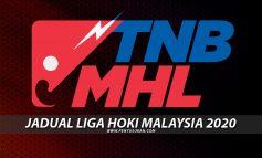 Jadual Liga Hoki Malaysia 2020