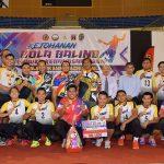 Penyu Sukan - Kejohanan Bola Baling Terbuka Kebangsaan Terengganu 2019 - Juara Lelaki Pasukan Perak