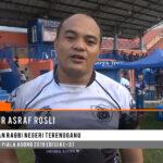 Kapten Ragbi Terengganu - Mohd Syahir Asraf Bin Rosli