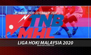 Liga Hoki Malaysia: 94 Aksi Perlawanan Warnai Musim 2020