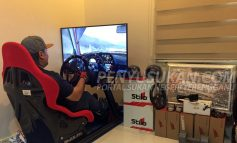 Video: Pelumba Rali Terengganu Bina Simulator Lumba