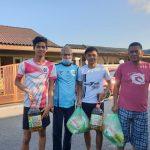 COVID-19: PHNT Sampaikan Bantuan Kepada Pemain