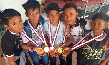 SUKMA 2020: Skuad Pelayaran Terengganu Raih Pingat Emas Di Perairan Qatar