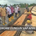 Velodrom Azizulhasni Awang Siap April 2022
