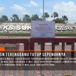 COVID-19: Tinjauan Penutupan Majlis Sukan Negeri Terengganu