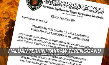 Haluan Terkini Takraw Terengganu