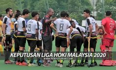 Keputusan Liga Hoki Malaysia 2020