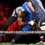 PRNT Anjur 3 Kursus Ragbi Serentak!