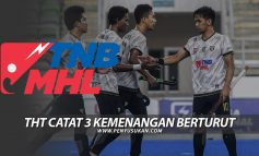 THT Catat 3 Kemenangan Berturut Perkukuh Liga Hoki Malaysia