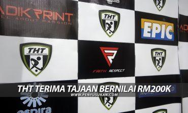 LHM 2021: THT Terima Tajaan Bernilai RM200K