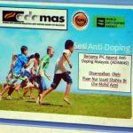 Taklimat 'Anti-Doping Awareness' Oleh Majlis Sukan Negeri Terengganu