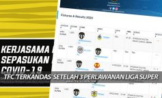TFC 'Terkandas' Setelah 3 Perlawanan Liga Super