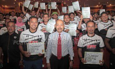 Penanda Aras Baharu Ragbi Terengganu