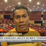 SUKMA Johor 2020 Anti-Doping: Ulasan Bekas Kapten Hoki Negara Mohd Shahrun Nabil Abdullah