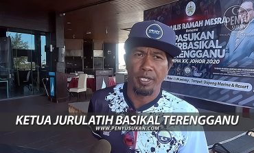 Video - Ulasan Terkini Ketua Jurulatih Basikal Terengganu