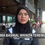 Video - Pelumba Basikal Wanita Terengganu Ezzatie Fifiyana Shazwanie