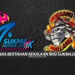 Juara Bertahan Akur SUKMA Johor 2020 Ditunda