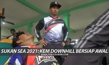 Sukan SEA 2021: Kem Downhill Bersiap Awal