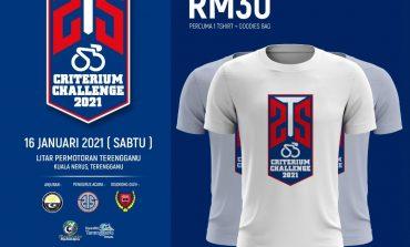 TSS Criterium Challenge: Sasar 600 Penyertaan!