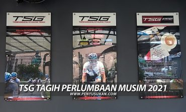 TSG Tagih Perlumbaan Musim 2021