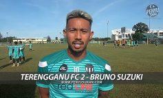 Ulasan Kapten Terengganu FC 2 Bruno Suzuki