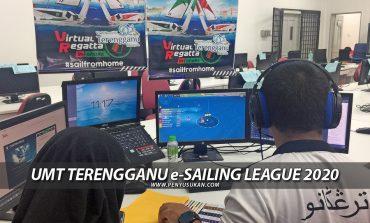 Kejohanan UMT Terengganu e-Sailing League 2020