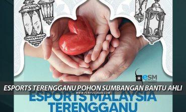 Esports Terengganu Pohon Sumbangan Bantu Ahli