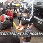 Atlet Ragbi Bantu Mangsa Banjir