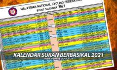 Kalendar Perlumbaan Sukan Berbasikal 2021
