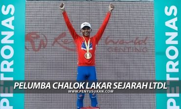 Pelumba Chalok Lakar Sejarah LTDL