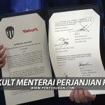 TFC-Yakult Jalin Kerjasama Bernilai RM380 Ribu