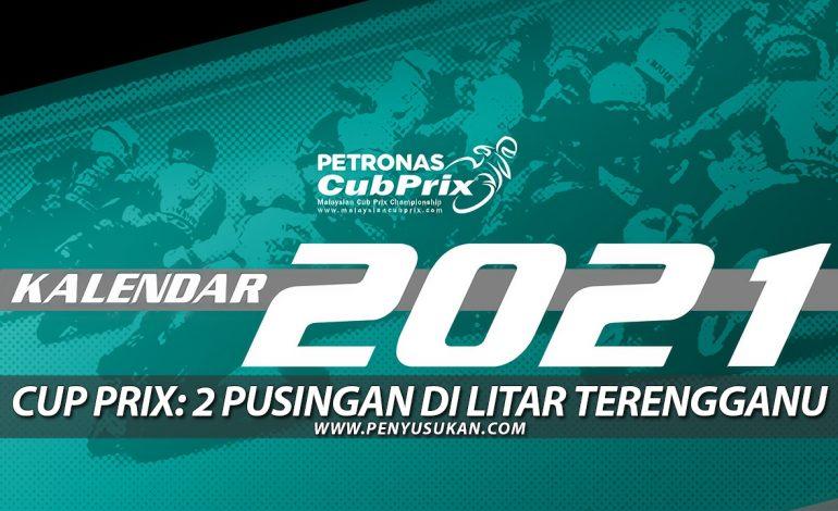 Cup Prix: Dua Perlumbaan Di Litar Terengganu