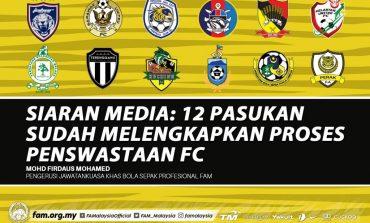 Terengganu FC Kini Berstatus Sdn Bhd