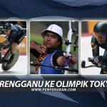Trio Terengganu Ke Olimpik Tokyo 2020