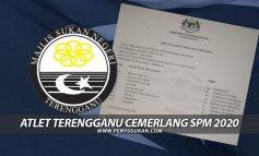 Atlet Terengganu Cemerlang SPM 2020