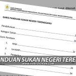 Garis Panduan Sukan Negeri Terengganu