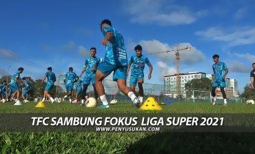 Terengganu FC Kembali Fokus Liga Super