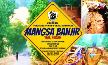 Ragbi Terengganu Lancar Tabung Sumbangan Mangsa Banjir