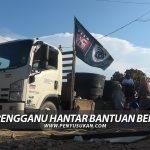Ragbi Terengganu Hantar Bantuan Bekalan Air