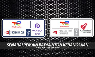 Senarai Pemain Badminton Kebangsaan